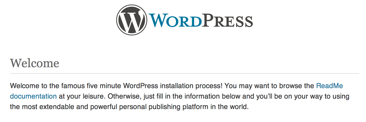 「WEBサイト」から作ったWordPress