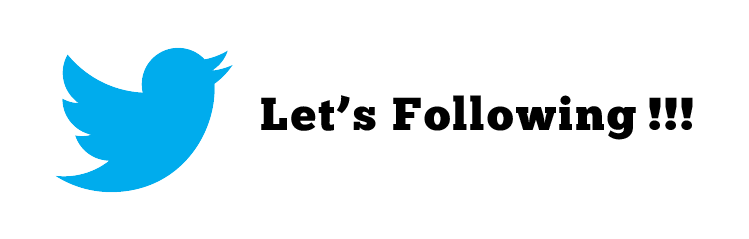 Lets Following!!!
