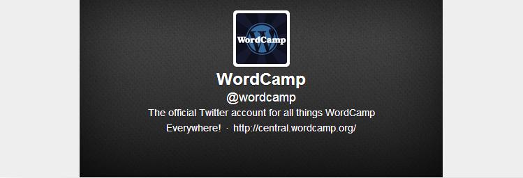 WordCamp @wordcamp