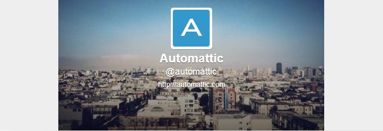 Automattic @automattic